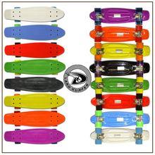 22inch mini cruiser kickboard,complete longboard skateboard,high quality skate board