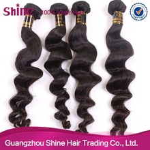 Chinese hair factory better than indian wefted hair