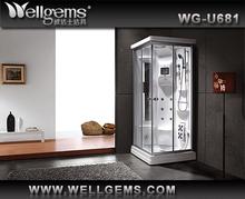 Home Decor China Whirlpool Glass Sliding Modern Multifuctional Modern Door Seal Steam Room