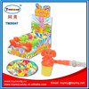 Toymy china best beach toy hot selling animal hammer candy toy container toy with express air sound children confectionery