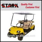 Club car golf cart tour bus