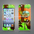 O melhor material! Guangzhou venda quente cartoon protetor de tela para iphone 4