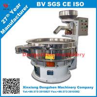Fine Ceramics slurry rotary vibrating screen