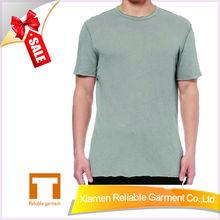 Men's fashion blank bamboo t shirt/vintage blank t shirts
