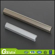 cool and greative matt oxidation aluminum decorative furniture handles and pulls