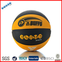 BSCI audited / rubber ball manufacturer rubber basketball weight
