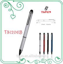 Yuyao manufacturer touch screen ball pen TS1206B