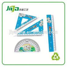 inchs mm righello promozionale righello di plastica flessibile
