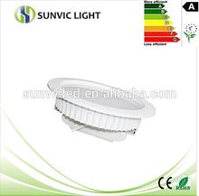 good performance energy saver high quality led downlight 120mm