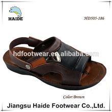 2014 latest model sandals of brand sport sandals for men