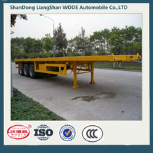 China factory sales semi trailer container chassis