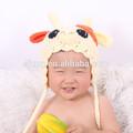 Mais de 400 estilos animais chapéu de crochê para crianças