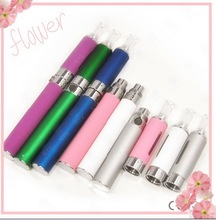 bottom coil e cigarette clearomizer elegant colorful fits to all model battery