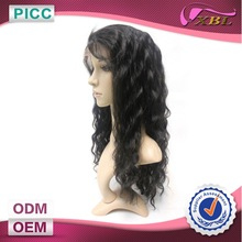 New Style Best Quality Charming Indian Remy Hair Integration Wig