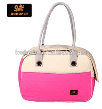 Fashionable dog carrier bag / Cat dog carrier bag / Dog pet carrier , Large Size