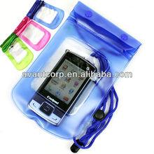 Waterproof Mobile Phone Bag for Skiing or Swimming