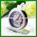 75 mm fumador barbacoa termómetro de carne