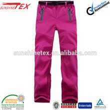 women softshell ski pants