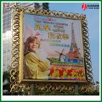 used digital flex banner printing machine flex banner printing for adveritisement