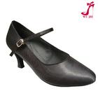 Black Women Ballroom Dance Shoes