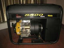 hot 8KW WH8800I high voltage Gasoline Portable inverter Generator