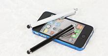 high-sensitive Metal touch screen stylus pen for smart phone