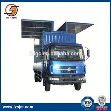 Truck body dump truck hydraulic cylinder accessories