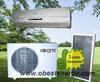 Hybrid Solar Air Conditioner DC Compressor