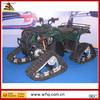ATV conversion system kits/ small vehicle rubber track system / utv conversion system kits manufacturer