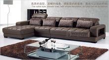 Corner Sofa for Living Room, Modern leather Corner Sofa, leather sofa