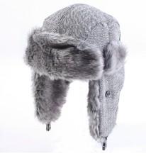 Fashion Warm Hat Cap High Quality Earflap Winter Hats For Men
