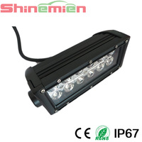 36W CREE 7 inch LED Light Bar for car truck atv mining boat light 4WD off road led 4x4 light bar