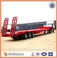 china trailer cimc 3 eixos 40ft semi reboque flatbed famosa marca de pneus