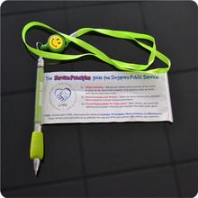 2014 factory wholesale good quality plastic novelty car shaped pen