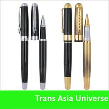 Top quality custom ballpoint pen black