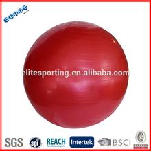 2014 Wholesale eco-friendly anti burst soft massage gym ball / pilates yoga ball /fitness balance ball