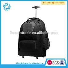 2014 alibaba wholesale wheels trolley backpack
