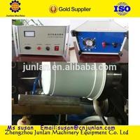 plastic film PP PE plastic bottle sheet corona treatment machine0086-18637188608