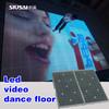 china new 50*50cm square led video dance floor