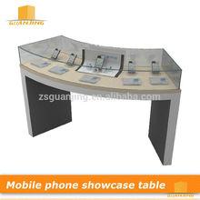 Modern Designed Mobile Phone Display Cabinet