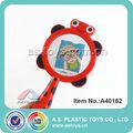 animal de dessin animé jouets en plastique loupe