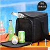BSCI Audit factory cooler bag/shoulder cooler lunch bag/baby milk cooler bag