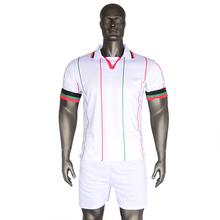 Men custom sublimation Soccer Shirts Sportswear football shirt China