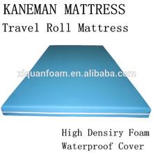 disposable thin waterproof outdoor travel mattress