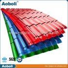 Machine make corrugated sheets steel