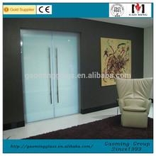 Excellent performance smart glass shower door