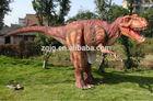 Hidden legs adult realistic dinosaur costume