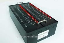 32 sim card multi-port bulk gsm sms modem pool/bandluxe usb modem
