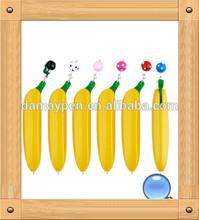 funny banana shaped ball point pen