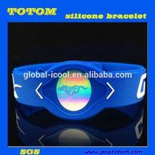 POP london 2012 silicone wristband